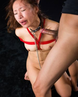 Asian Pain Porn