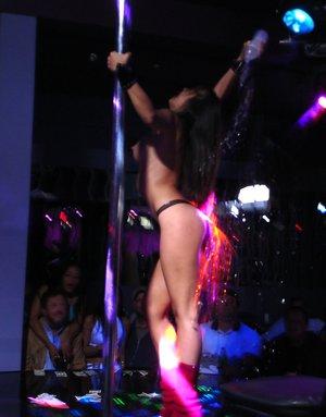 Asian Strip Porn