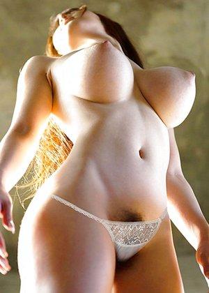 Asian Thong