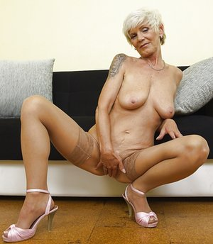 Nude Asian Older Women