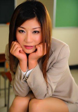 Nude Asian Teacher