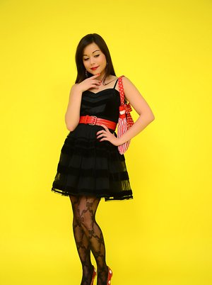 Asian Girl Pin Up