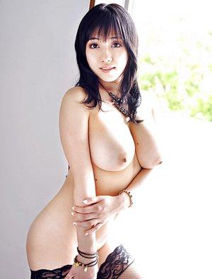 Nude Petite Asian