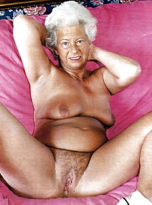 Nude Asian Grandma