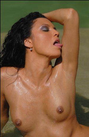 Nude Asian Model