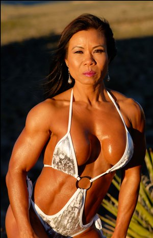 Nude Muscle Asian