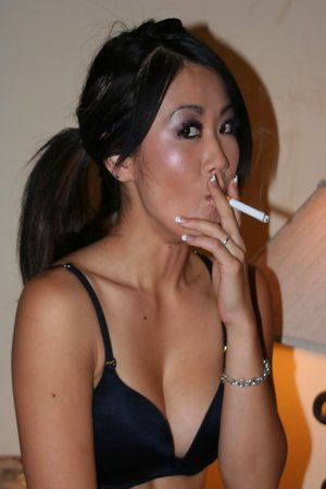 Smoking Asian