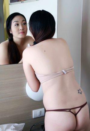 Nude Asian Butt