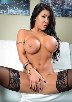 Big Tit Asian Pornstar