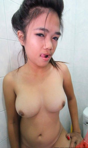 Nude Asian Girlfriend