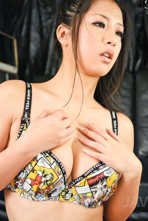 Busty Nude Asian